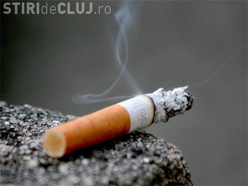 Ardelenii, cel mai greu de convins sa renunte la fumat