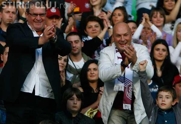 Arpad Paszkany vrea sa vanda CFR Cluj ?