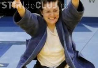 Clujeanca Corina Caprioriu a castigat Grand Prix-ul de judo de la Rio de Janeiro