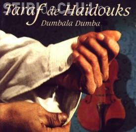 Taraf de Haidouks canta vineri la Cluj, la IRAF