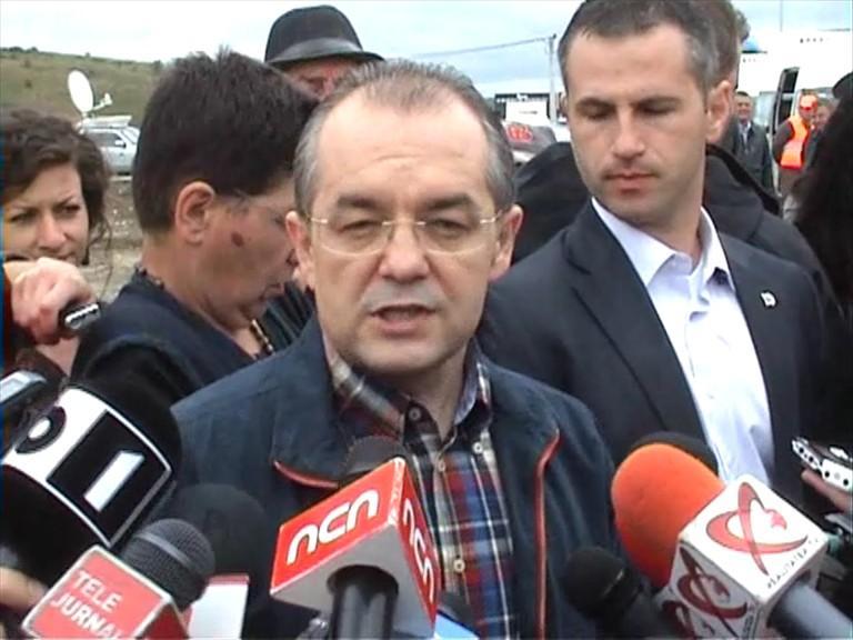 Continuarea lucrarilor la autostrada Transilvania depinde de negocierile dintre Bechtel si Ministerul Transporturilor - VIDEO