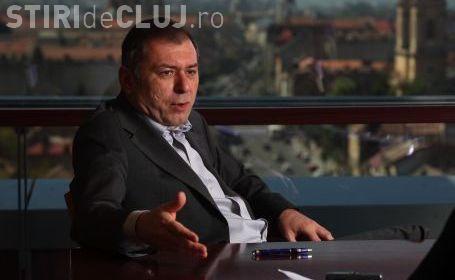 Horia Ciorcila, presedintele CA al Bancii Transilvania, scapa basma curata din scandalul de manipulare a bursei de capital