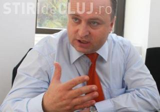Petru Calian vrea ca tronsonul Gilau-Nadasel al autostrazii Transilvania sa fie gata in 2012