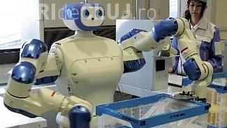 Chinezii care lucreaza pentru Apple isi inlocuiesc angajatii cu un milion de roboti