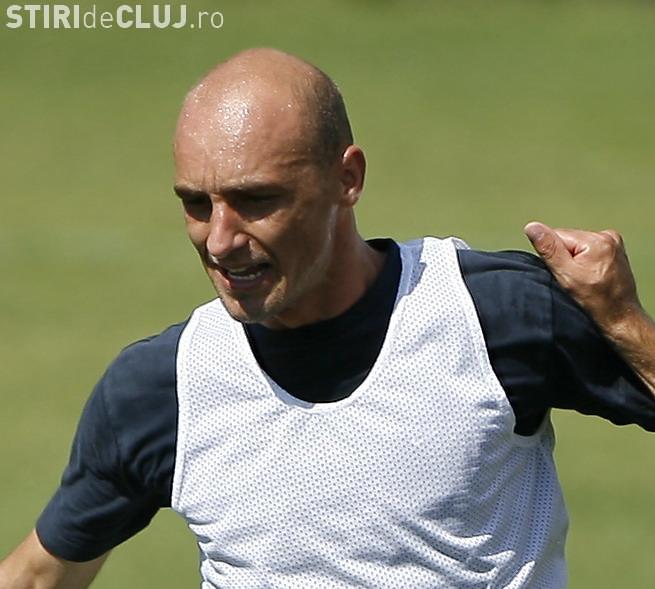 Doi jucatori de la CFR Cluj au fost convocati la Nationala pentru meciul din 10 august
