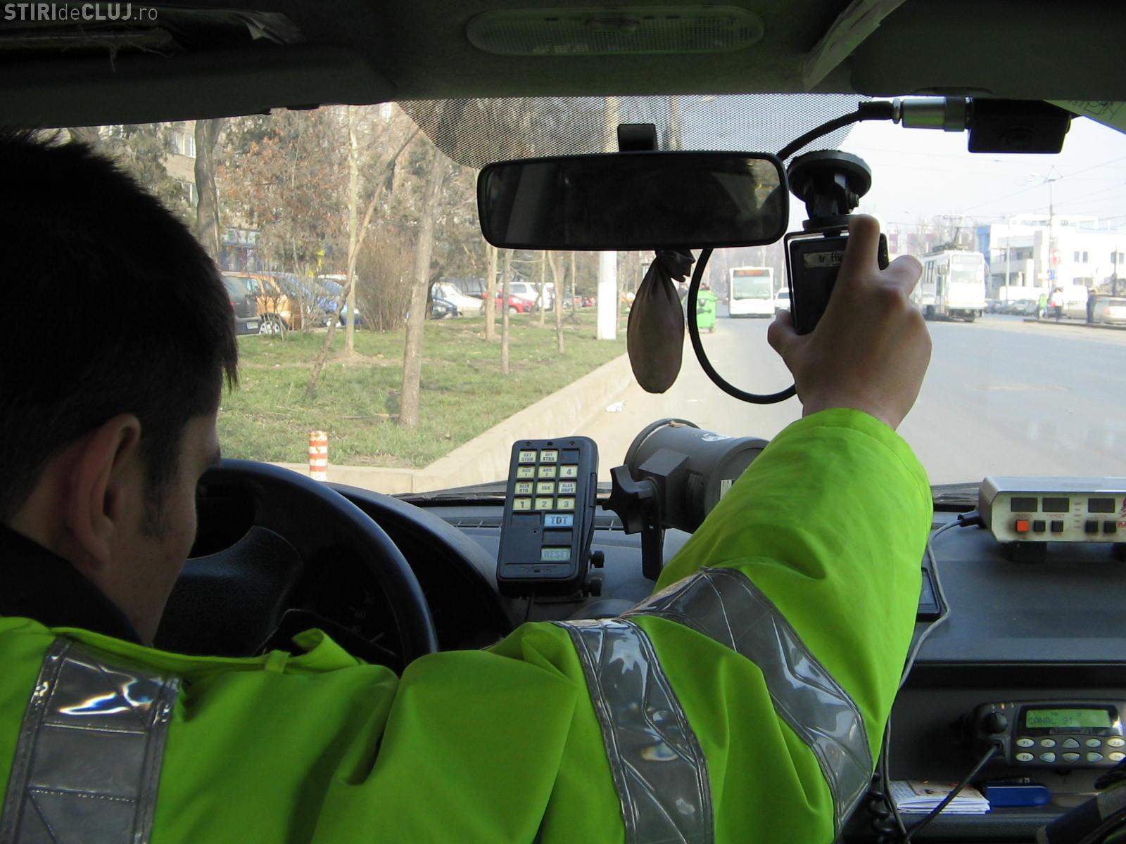 Vezi pe ce drumuri din Cluj sunt amplasate radare sambata, duminica si luni!