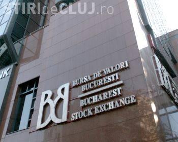 Scadere de 3,4%, marti, la Bursa de Valori Bucuresti
