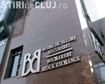 Bursa din Bucuresti a pierdut un miliard de euro. Vezi cat au scazut actiunile companiilor clujene!