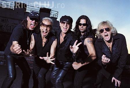 Concert Scorpions Cluj! Vezi AICI cat costa biletele si de unde le poti cumpara