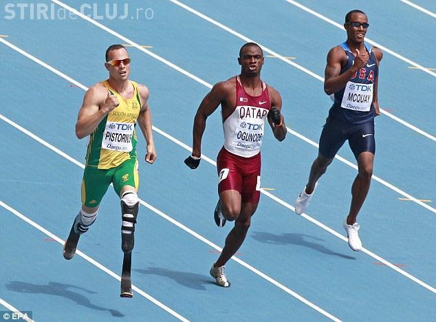 Impresionant! Un atlet cu ambele picioare amputate, calificat in semifinale la Mondialul din Coreea de Sud FOTO