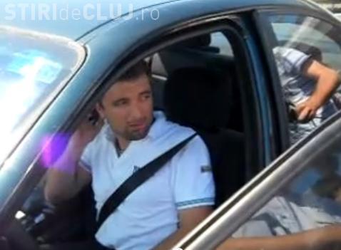 Smecher cu BMW pe Autostrada Transilvania, circuland cu 197 km/ora VIDEO