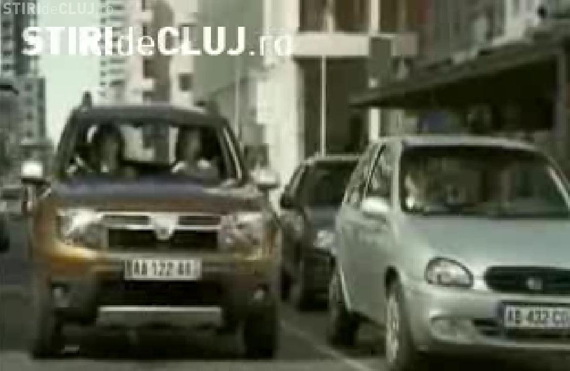 Dacia Duster - primul SUV romanesc, va fi promovat prin reclame TV in Franta si Germania - VIDEO