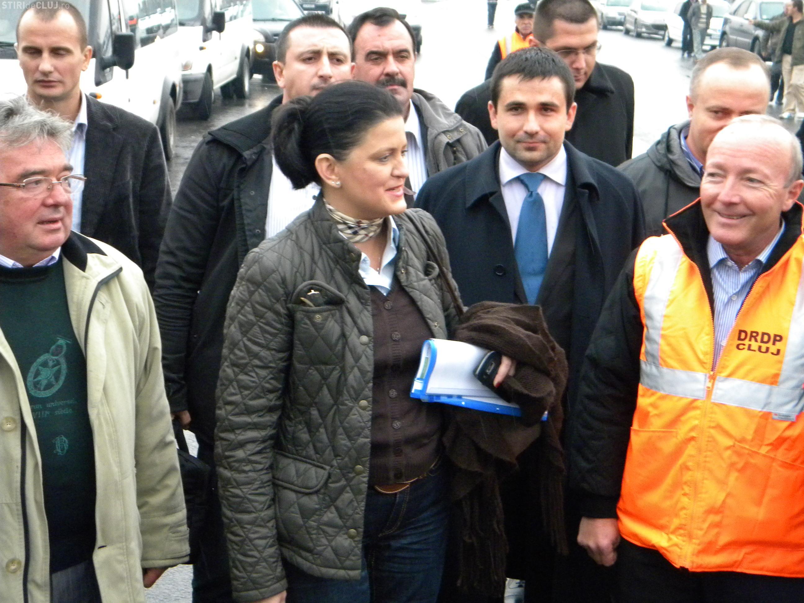Boagiu: Autostrada Transilvania va fi construita din bani europeni