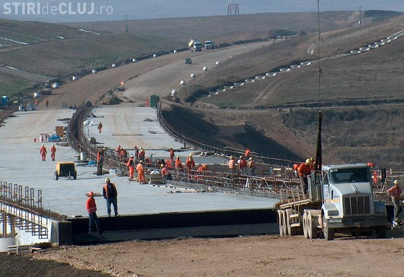 RUSINOS! Autostrada Transilvania va fi terminata numai in 2020 sau chiar in 2026!