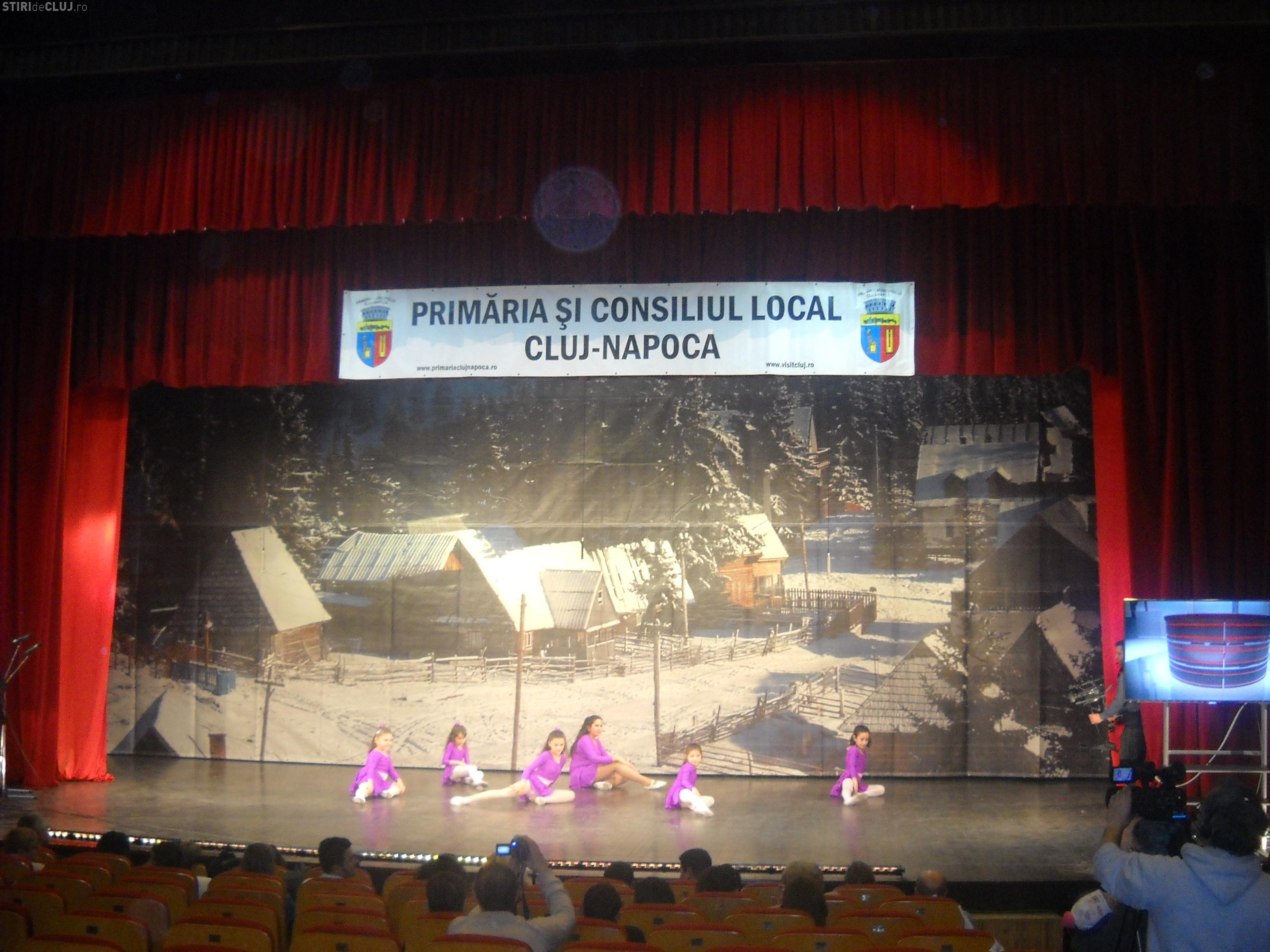 Elevi si profesori au fost premiati la Gala 10 pentru Cluj. Vezi aici cine a luat premiul pentru Ambasador pentru Cluj si Formatorul Anului