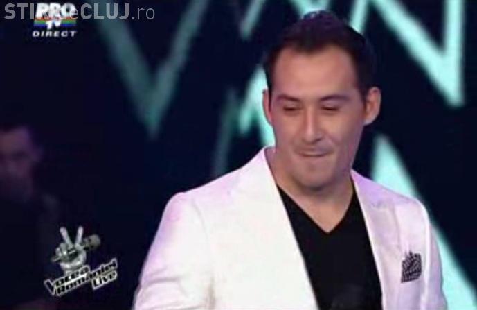 Stefan Stan - VOCEA ROMANIEI, semifinale! Vezi cum a cantat