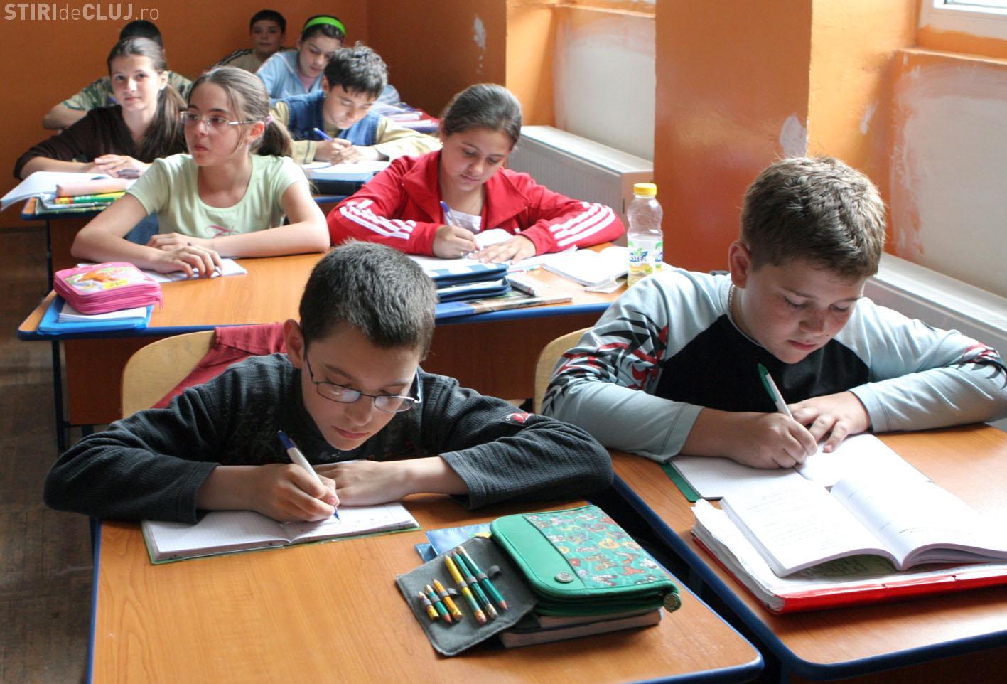 Lista Scoli judetul Cluj