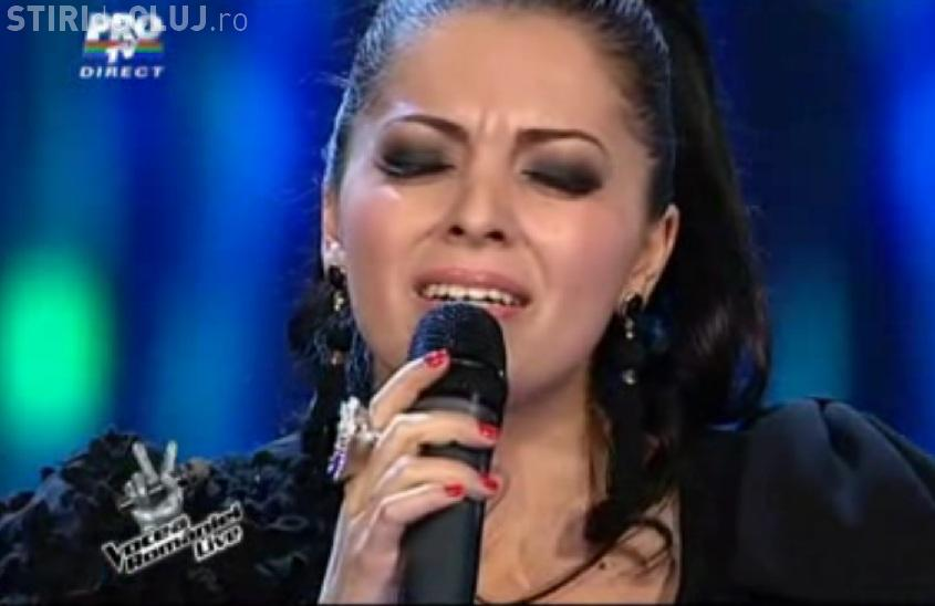 Irina Tanase VOCEA ROMANIEI semifinala! Are ea cea mai buna voce feminina din Romania? VIDEO