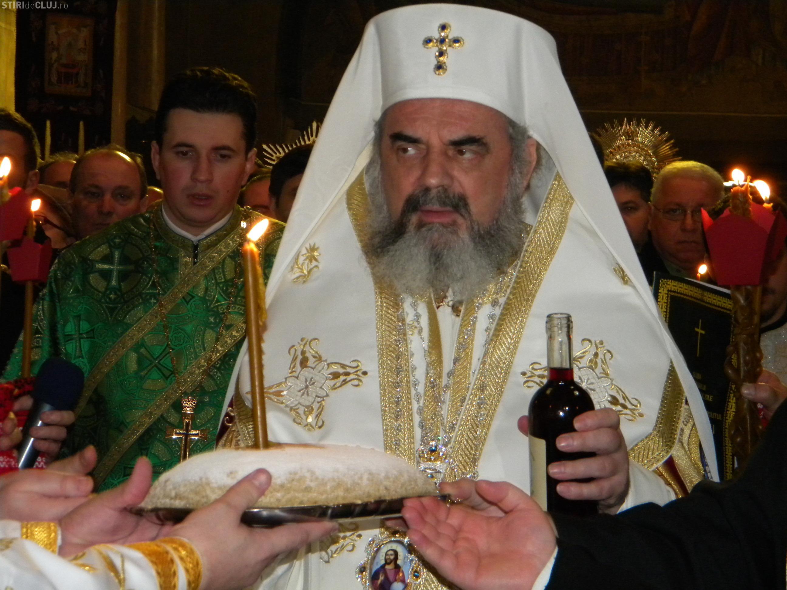 Patriarhul Daniel vine la Cluj la aniversarea a 90 de ani de