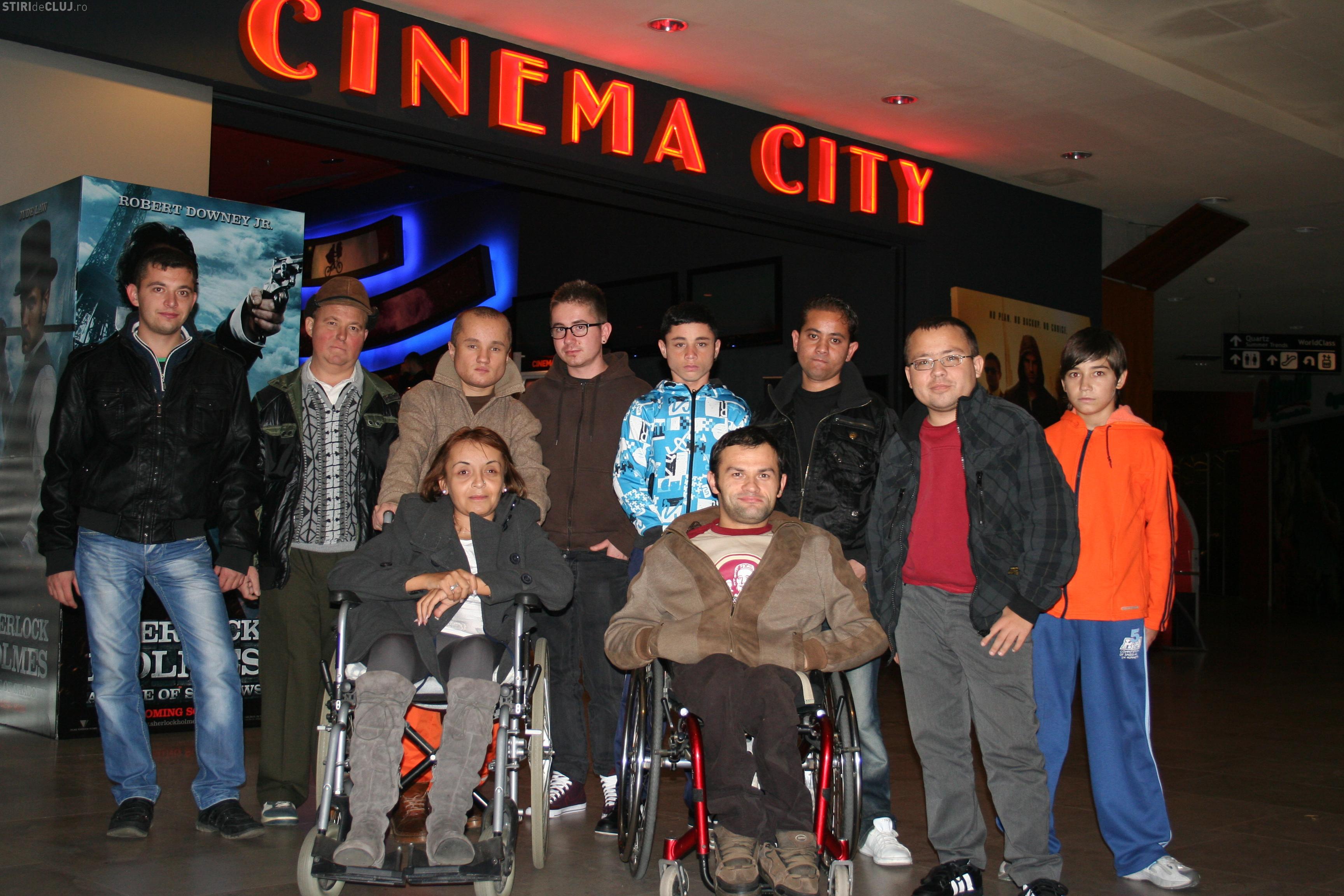 Tineri cu insuficienta renala cronica, umiliti la Cinema City Cluj UPDATE