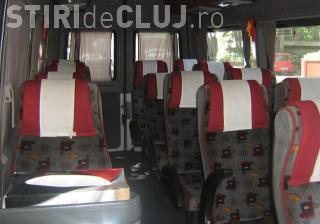 Amenzi pentru firmele de transport de pe rutele Cluj - Floresti si Cluj - Zalau