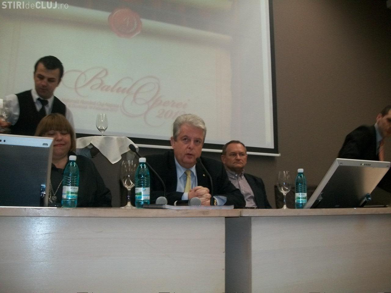 Balul Operei 2012 la Cluj, in stil vienez! Evenimentul va avea loc in 18 - 19 februarie
