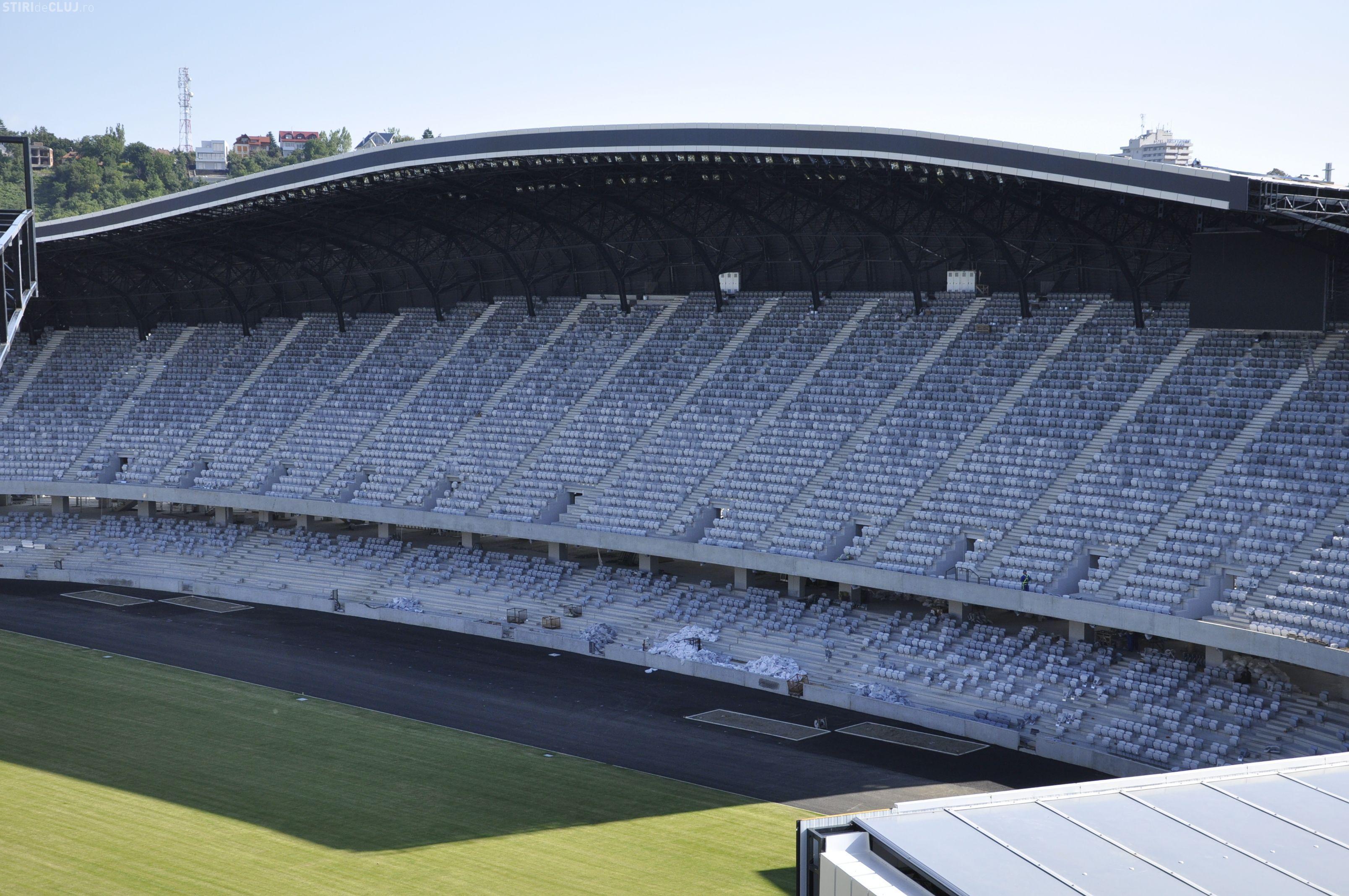 Cluj Arena va avea un SPA si un nou centru medical