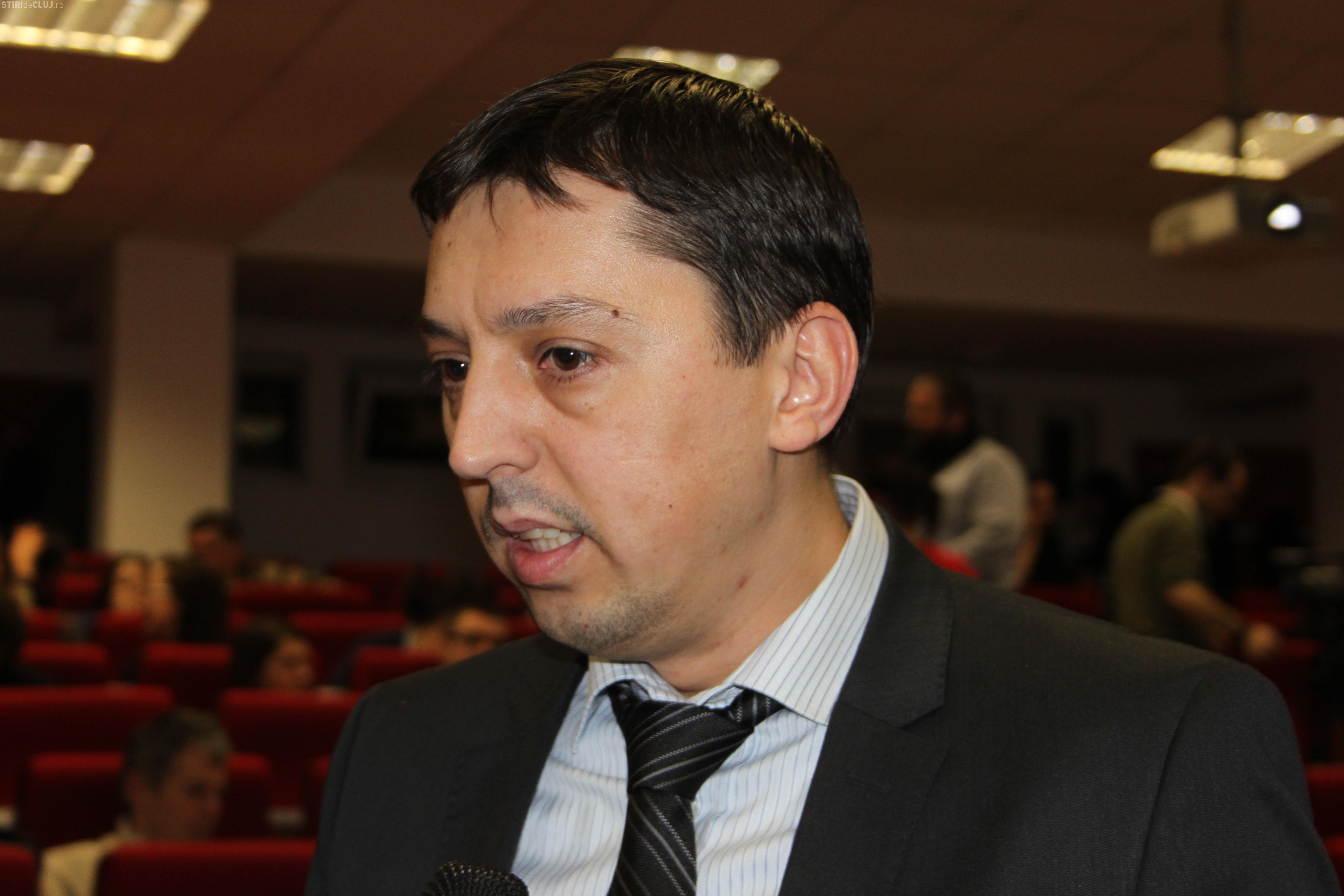 "Daniel David: ""Nu mi s-a parut corect ca Andrei Marga a avut si alta functie in timp ce era si rector"""