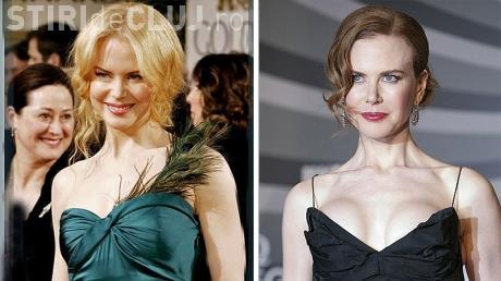 Nicole Kidman si-a pus silicoane