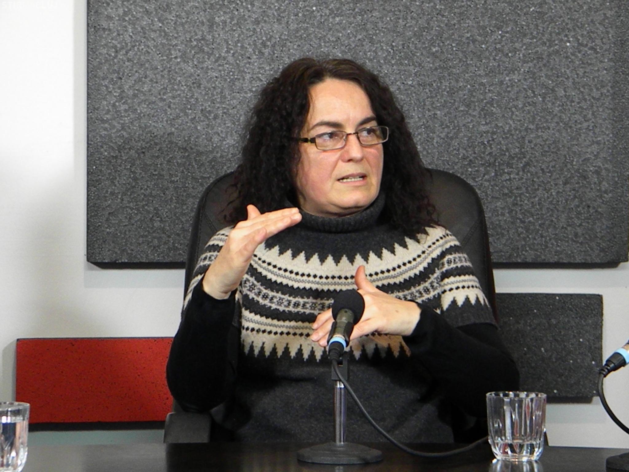 Eniko Vincze, iesita din lupta pentru functia de rector al UBB, nu are inca un favorit