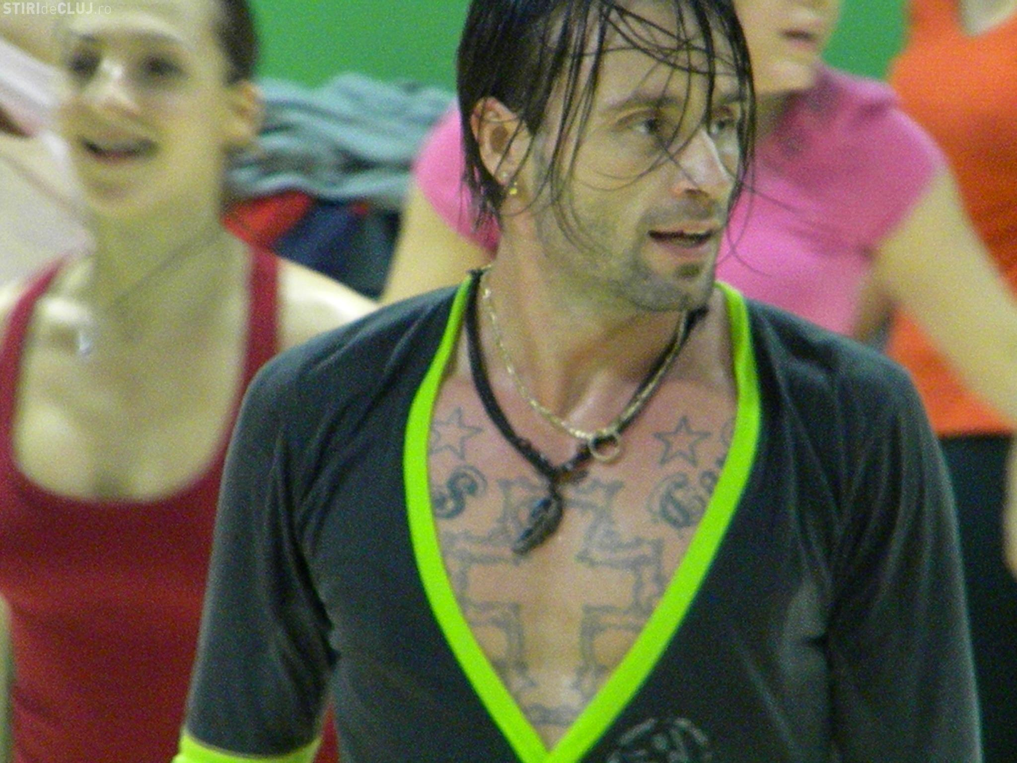 Masterclass ZUMBA la Gimmy, cu Dennis Thomsen, un cunoscut instructor din Danemarca VIDEO si FOTO