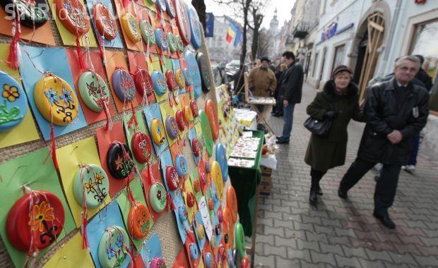De unde poti cumpara martisoare in Cluj-Napoca!