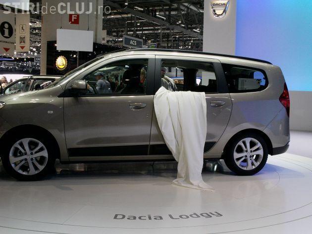 Dacia Lodgy, prezentata la Salonul auto de la Geneva cu stil FOTO