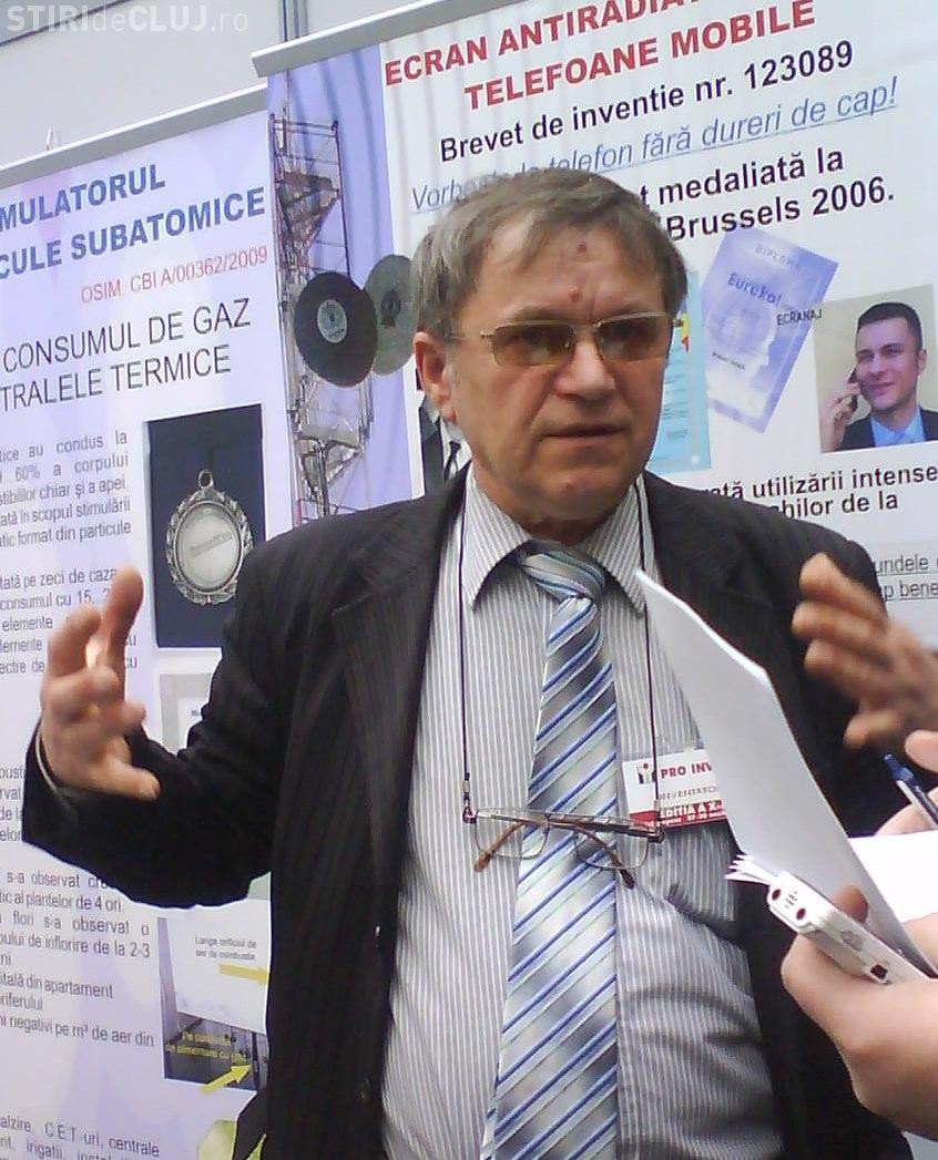 Instalatia de prevenire a cutremurelor, prezentata la Cluj-Napoca