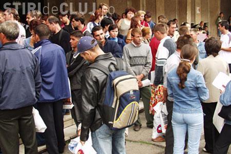 Clujenii isi pot cauta un job azi la bursa locurilor de munca