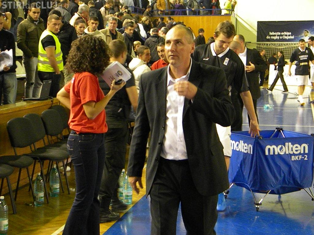 U Mobitelco BT Cluj va juca in semifinale cu BC Timisoara