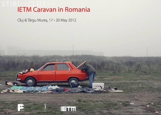 Caravana artelor spectacolului la Cluj si Targu Mures