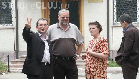 Emil Boc si Marius Nicoara sunt egali in lupta pentru Primaria Cluj-Napoca! SONDAJ IRES