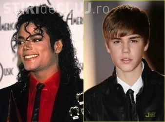 Michael Jackson, idolul lui Justin Biber