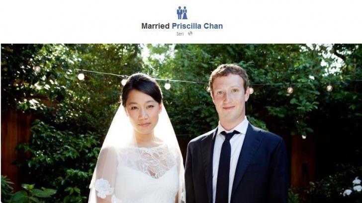 Mark Zuckerberg, creatorul Facebook, s-a insurat!
