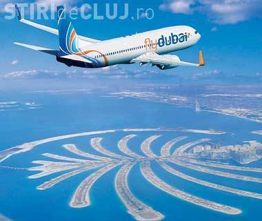 Compania aeriana flydubai din Emiratele Arabe Unite intra pe piata romaneasca