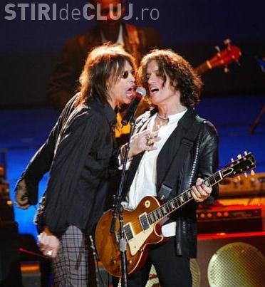 Concertul Aerosmith se muta de la Romexpo la Zone Arena