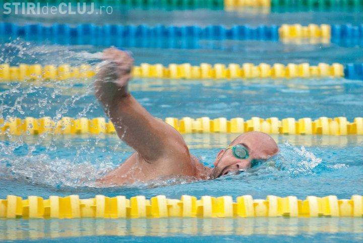 Peste 122 de kilometri înotați la Swimathon Cluj