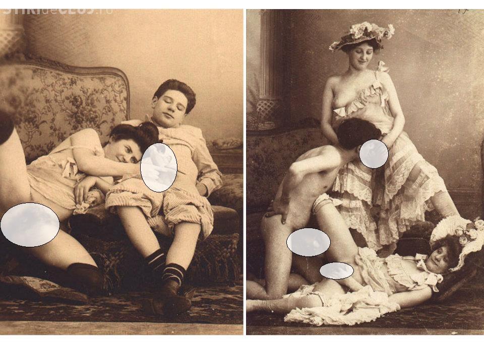 Fotografii dintr-un bordel al secolului XIX, găsite în Piata Muzeului! Imaginile au fost postate pe Facebook