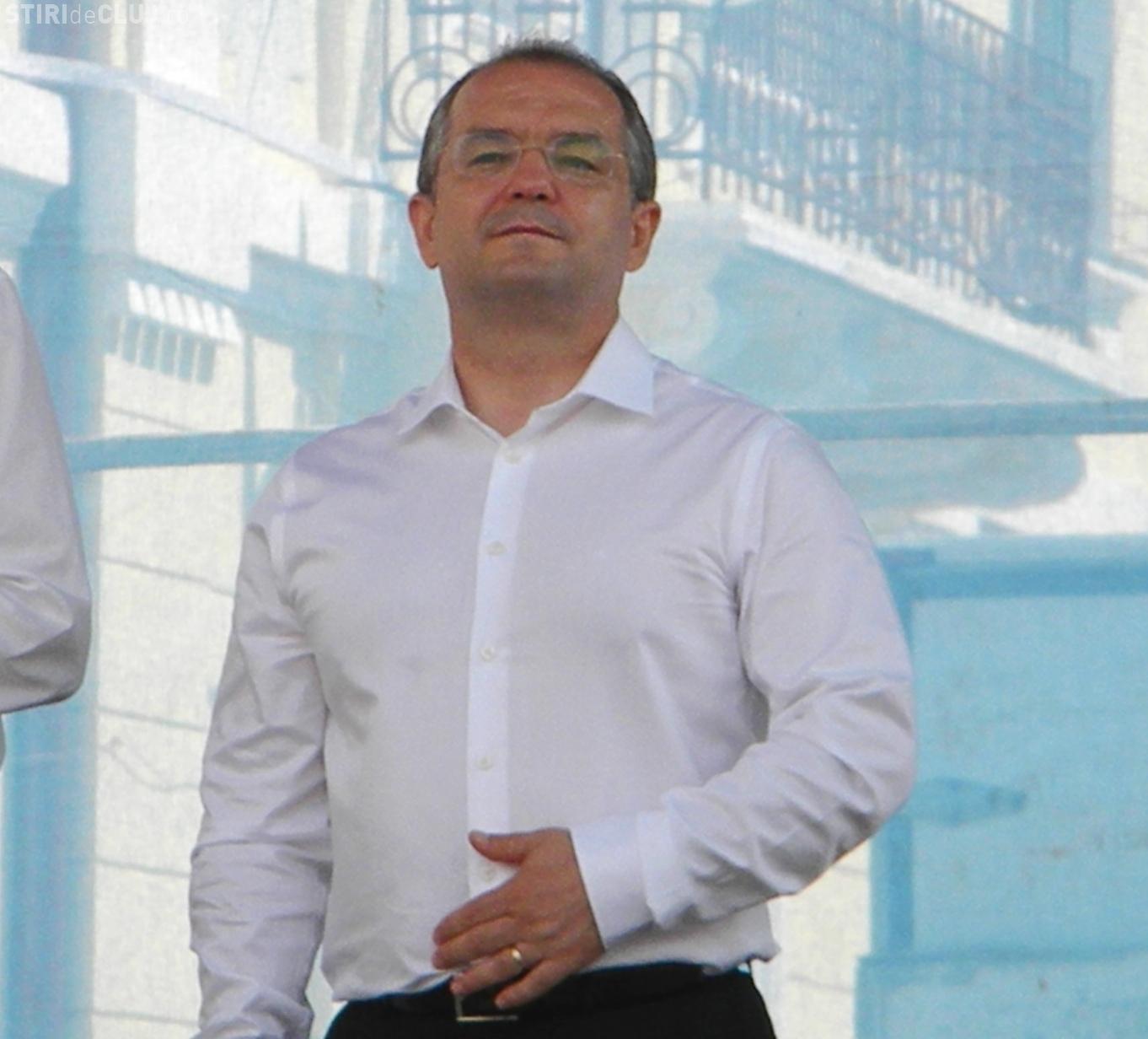 """Boc: """"Îi îndemn Pe Clujeni Să Nu Meargă La Vot"""" VIDEO"""