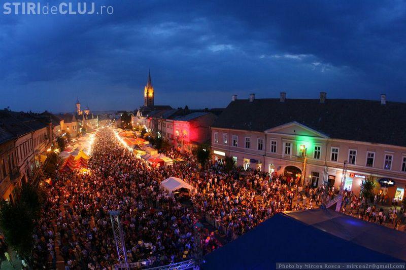 PROGRAM ZILELE MUNICIPIULUI TURDA 2012: Evenimentul are loc în perioada 31 august - 2 septembrie