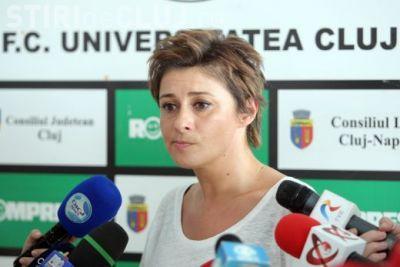 """Anamaria Prodan: """"M-au ruinat! Mi-au pus poprire pe banii de la Ligă!"""""""