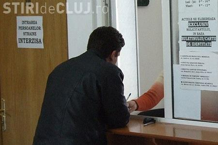 Cetăţenii din Floreşti căutaţi joi de DJEP Cluj, pentru tipărirea cărţilor de identitate