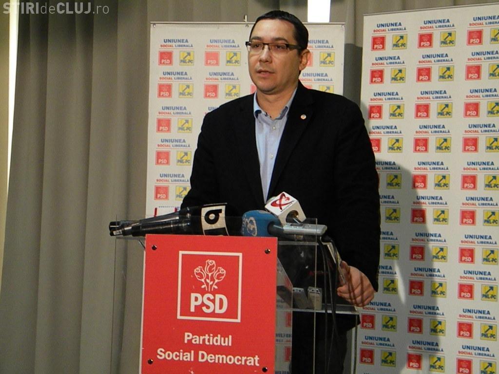 SONDAJ IRES realizat de PSD -istul Vasile Dâncu: Victor Ponta este politicianul preferat al românilor