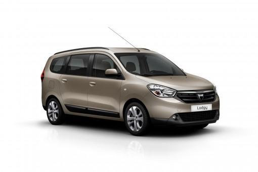 Dacia Lodgy se luptă pentru titlul de mașină a anului